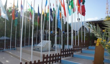 Secretary-General's message on International day of United Nations Peacekeepers