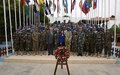 MINURSO commemorates the International Day of Peacekeepers