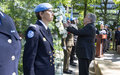 Secretary-General to Lay Wreath in Honour of Fallen United Nations Peacekeepers, as Headquarters Observes International Day, 24 May